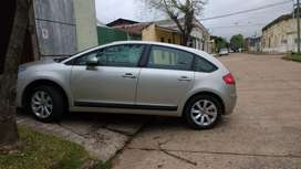 Citroen C4 1.6 5 Ptas Pack Plus Año 2014