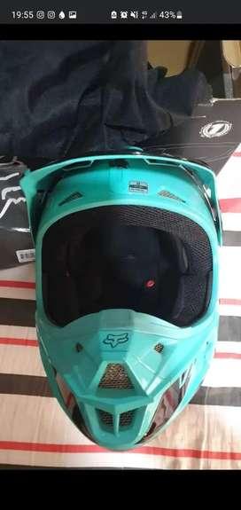 Casco FOX V1 motocross enduro