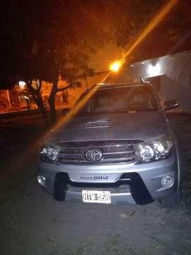 Toyota sw4 full automática