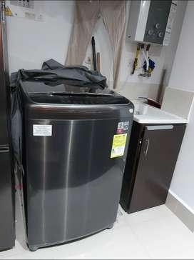 Lavadora LG 17 kgs