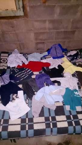 Vendo Lote de ropa de Varón talle 1 Y 2