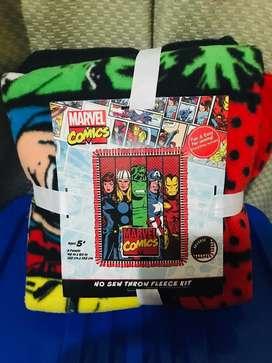Colcha Marvel Comics