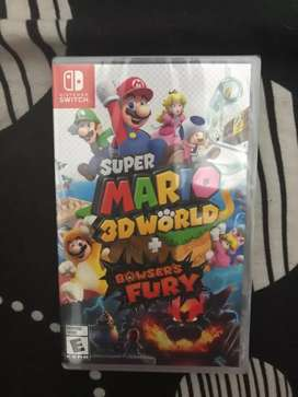 Vend Super Mario Bros 3D Browser Fury Nueva