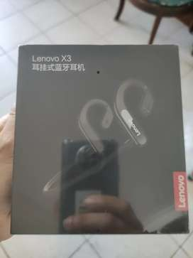 Lenovo X3 conducción osea IPX5 ciclismo