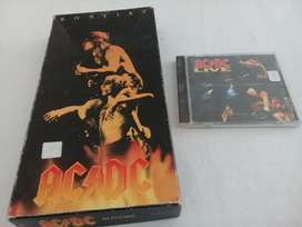 4 Cd Box Acdc