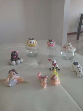 Figuras en porcelana