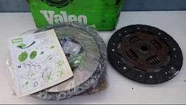 Kit De Embrague Placa Valeo Para Renault Master 2.8 Tdi Desde 99