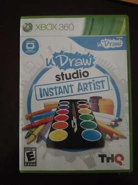 Udraw  studio instant artist xbox