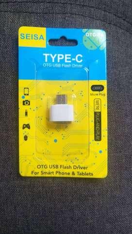 GRAN REMATE ADAPTADOR CONVERTIDOR USB TYPE C