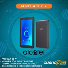 Tablet Wifi Alcatel 1T 7