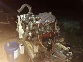 motor hino h700