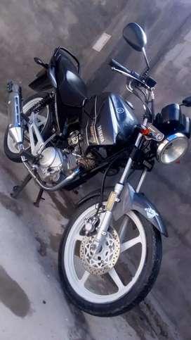 Yamaha ybr 125 full ED