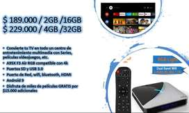 TV box A95X F3 Air 4gb -1 32GB