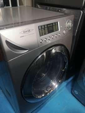 Venta de lavadora secadora marca Haceb 28 libras con garantía y envío