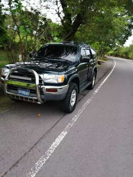 TOYOTA 4RUNNER 4X4, 4 CILINDROS, GASOLINA.