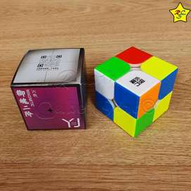 Cubo Rubik Yupo 2x2 Magnético Moyu Yj Profesional Velocidad