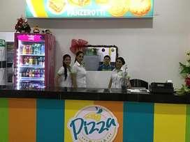 Se vende acreditada Pizzeria en Centro Comercial de Neiva