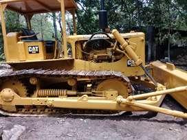 se alquila bulldozer d6