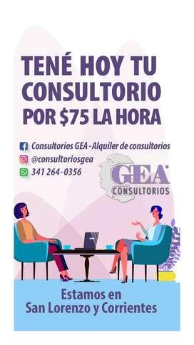 Alquiler Oficinas y Consultorios