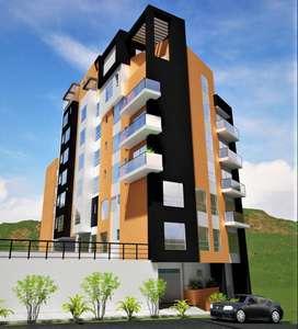 Venta de confortables apartamentos sobre planos Torre Barcelona- Barrio la Colina, Pasto