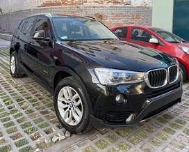 BMW X3 20i 2015/16