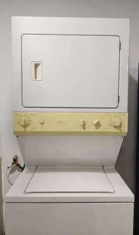 Lavadora y secadora a gas General Electric