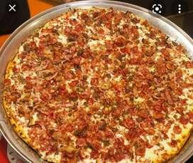 Me ofrezco de pizzero