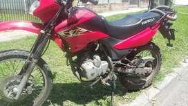 Honda XR 125 2012
