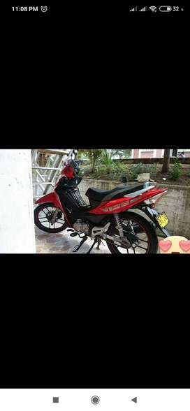 Vendo moto akt Flex 125 buen estado único dueño