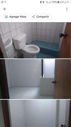 Se alquila Habitacion con baño privado
