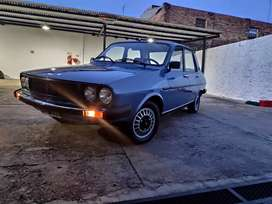 Vendo Renault R12 Gts  Mod86 bifaro impecable