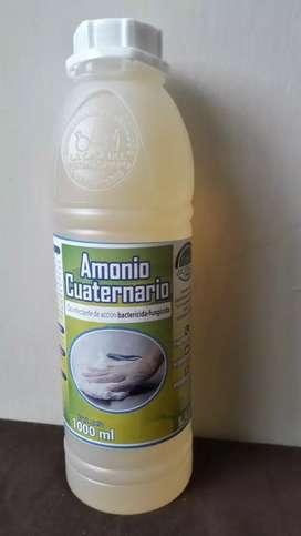Amonio cuaternario 5ta generación