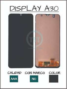 Display Samsung A30