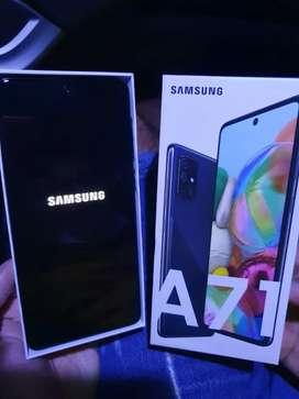 Samsung A71 de 128 gb y 6 de Ram NUEVO