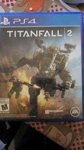 Vendo O Permuto Titanfall 2 Ps4