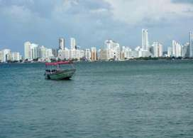 Lancha Turistica Cartagena de Indias