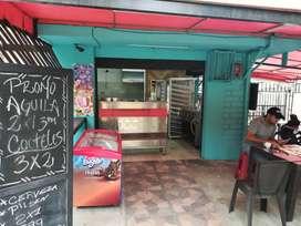 gran oportunidad restaurante en belen