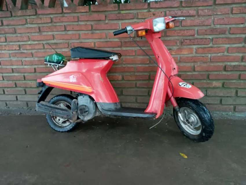 Suzuki Bara scoteer