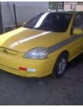Arriendo puesto de taxi