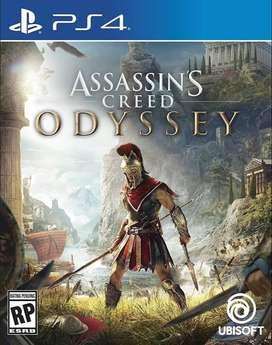 Videojuego Assassins Creed Odyssey Nuevo Sellado PS4