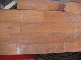 PARQUET VIRARO TABLAS DE  1,4  X 5,5  X 40 CM PARA REPARACION