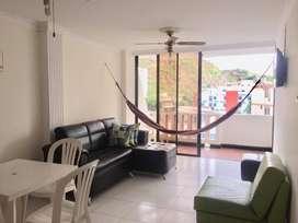 Venta o permuta de apartamento en El Rodadero (Santa Marta)