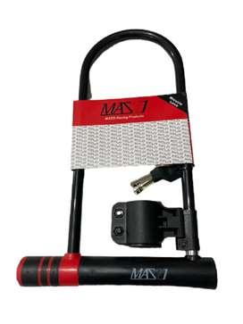 Traba U Linga Mazzi Bicicleta Moto Seguridad 2 Llaves