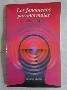 Los fenomenos paranormales paulinas PAOLA GIOVETTI