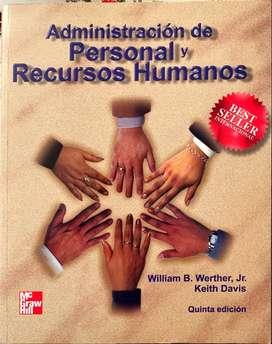 Administracion de Personal y Recursos Humanos - Werther