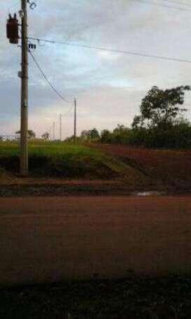 Vendo terrenos en Puerto Leoni