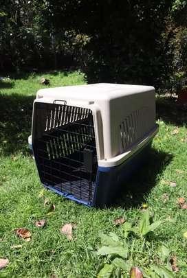 Guacal Para Perro #300 (talla L) 81 Cms De Largo