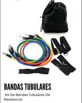 Bandas tubulares