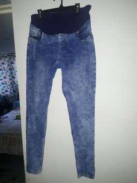 Vendo Jeans Maternos