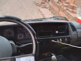 Camion conservado motor 6D 16